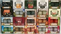 RARE Yankee Candle 12 Pack SCENTED TEA LIGHT CANDLES *U PICK SCENT* RETIRED VHTF