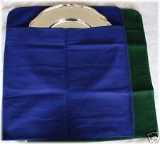 Platztellertasche grün ALBEC f. Tabletts/Teller ->35 cm Durchmesser Anlaufschutz