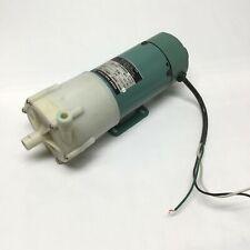 Iwaki Wmd 30rlz 115 Magnetic Drive Centrifugal Pump 45gpm Withmotor 115vac 116hp