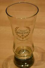 Verre à bière - Gueuze Bellevue - Ph Vanden Stock - 25 cl - avec lauriers
