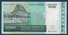 MADAGASCAR - 10000 ARIARY Pick n° 85. de 2003. en SUP   B 3211154 Y