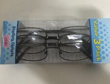 LOT OF 12 FOSTER GRANT MAGNIVISION Council READING GLASSES +2.50 NEW
