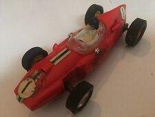 COOPER RACING CAR VINTAGE OLD SCALEXTRIC MODEL TOY SLOT RACING CAR  ZT