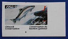 Canada (CNSC04J) 1992 Salmon Conservation Stamp (MNH)