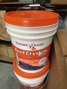 Instant Ocean Reef Crystals Reef Salt for Reef Aquariums