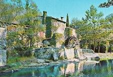 LA COLLE SUR LOUPS vieux moulin du film la belle meuniére de Pagnol timbrée 1977