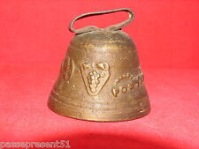 Jolie cloche en bronze, PONTARLIER