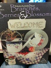 Tole Painting Lynne Deptula Branches, Berries & Blossoms Book