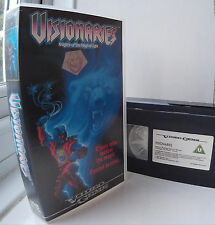 Visionaries     Knights     Of     The     Magical     Light     VHS     Video