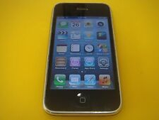 Apple iPhone 3GS - 8GB - Black AT&T UNLOCKED Smartphone