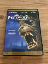 An American Werewolf in London (1981) - (2001, Dvd) - Horror/Comedy, Landis