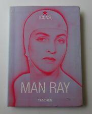 LIBRO DE FOTOGRAFIA. MAN RAY. TASCHEN