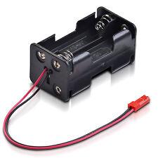 Batteriebox 4 x Mignon Typ AA mit BEC Stecker für Empfänger partCore 150000