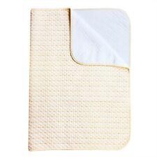 Waterproof Sheet Incontinence Bed Protector Washable Crib Mattress Sheets for...