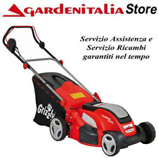 Tagliaerba Tosaerba  Elettrico GRIZZLY ERM 1846 GT 1800 Watt  46 cm  in Acciaio