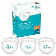 Aqua Optima SWP336 1 years' supply, 60 Day Water Filter 6 pack