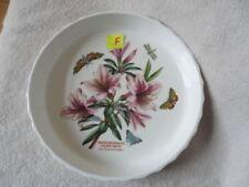 Botanic Garden Flan Dishes Portmeirion Pottery
