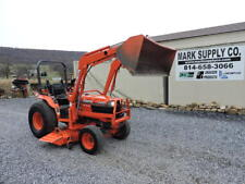 2003 Kubota B2710 Compact Tractor Loader Diesel 4X4 3 Point Hitch Bobcat Video !