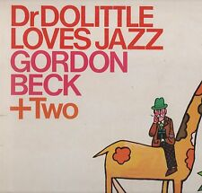 Gordon Beck - 'Dr.Doolittle Loves Jazz' 1967 UK Major Minor LP. Ex!