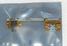 NUOVO Originale Asus Nexus 7 CUFFIE AUDIO MICRO USB Power DC Jack Board Cavo