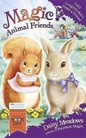 Magic Animal Friends: Lucy Longwhiskers Finds a Friend by Meadows, Daisy, Good U