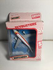 Vintage Matchbox Skybusters SB-28 A 300 Airbus Iberia Airlines Boxed