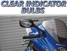 Foco Transparente Intermitente Para Suzuki GSXR GSX-R K6 K7 K8 K9 x2