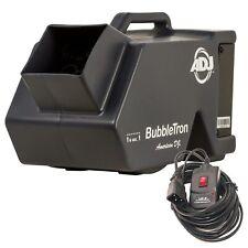 American DJ Bubbletron Portable Club Bar Party Bubble Machine + Wired Remote - O