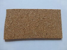VIOLIN CHIN REST CORK MAT/BOARD, TO SAFELY FIT CHIN RESTS/ CLAMPS, UK SELLER!!