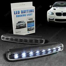 2x DRL Tagfahrlicht 8 LEDs TFL ULTRA HIGH POWER Scheinwerf Tagfahrlichter Lampen