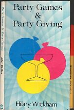 PARTY GAMES & PARTY GIVING All Ages GAMES Fare ++