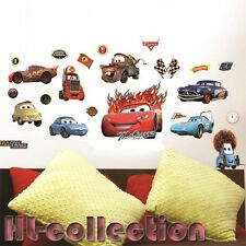 Disney Cars for Kids/children Wall Decor Vinyl Decal Stickers Removable Wk16