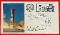 Launch of Apollo 11 collector envelope w original period stamp *OP1406