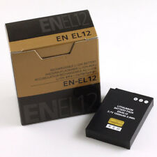EN-EL12 el12 camera battery for Nikon COOLPIX S6200 S6300 S9400 S9500 S8200 S620
