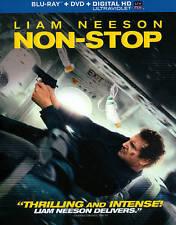 Non-Stop (Blu-ray/DVD, 2014, 2-Disc Set, Includes Digital Copy UltraViolet)