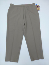 Bend Over Womens Size 24.5 Beige Polyester Casual Pants New