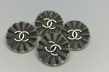 Chanel Buttons Set of 4 - 1.6cm (16mm)