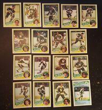 1984-85 OPC MINNESOTA NORTH STARS Select from LIST NHL HOCKEY CARDS O-PEE-CHEE