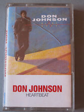 Don Johnson  -  Heartbeat ( MC )