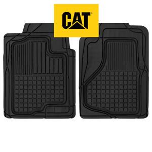 All Weather Automotive Rubber Car Floor Mats Heavy Duty Deep Channels Design