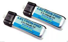 Latest Lectron Pro 3.7 volt 160mAh 25C LiPo Battery 1S160-25-L : Blade mSR mSRX