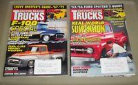 Lot of 2 Custom Classic Trucks (Oct, Dec 1996) Back Issues