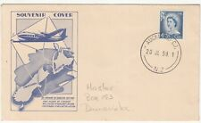 New Zealand: Souvenir Cover, Re-Opening of Ringotai Air Port, 20 July 1959