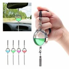 Car Air Perfume Rear View Hanging Pendant Freshener Bottle Ornament Diffuser Oil