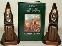 Charles Dickens - A Tale Of Two Cities  Great Writers - 1987 - Facsimile Of 1903