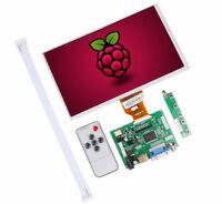 9 Inch Raspberry Pi LCD Display Screen Monitor with HDMI VGA Input Driver Board