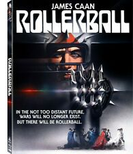 ROLLERBALL *Blu-Ray *Limited 1/1500 James Caan *BRUTAL Mad Max *w/RARE SLIPCOVER