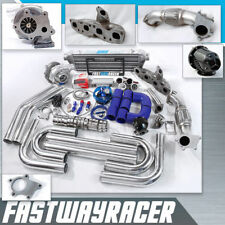 89-98 240SX S13 S14 S15 200SX 180SX Silvia SR20 SR20DET T04E T3 T3/T4 Turbo Kit