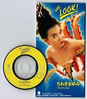 "MAYUMI CHIWAKI The Look ROXETTE cover JAPAN 3"" CD XT10-2387 Unsnapped FREE S&H"