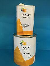 Kapci 4:1 High Build 2K Grey Primer Kit 3L Primer & 0.75L Hardener / Activator